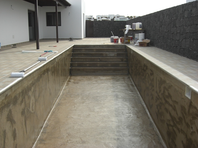 Fibreglass Pool Finish For Concrete Swimming Pools